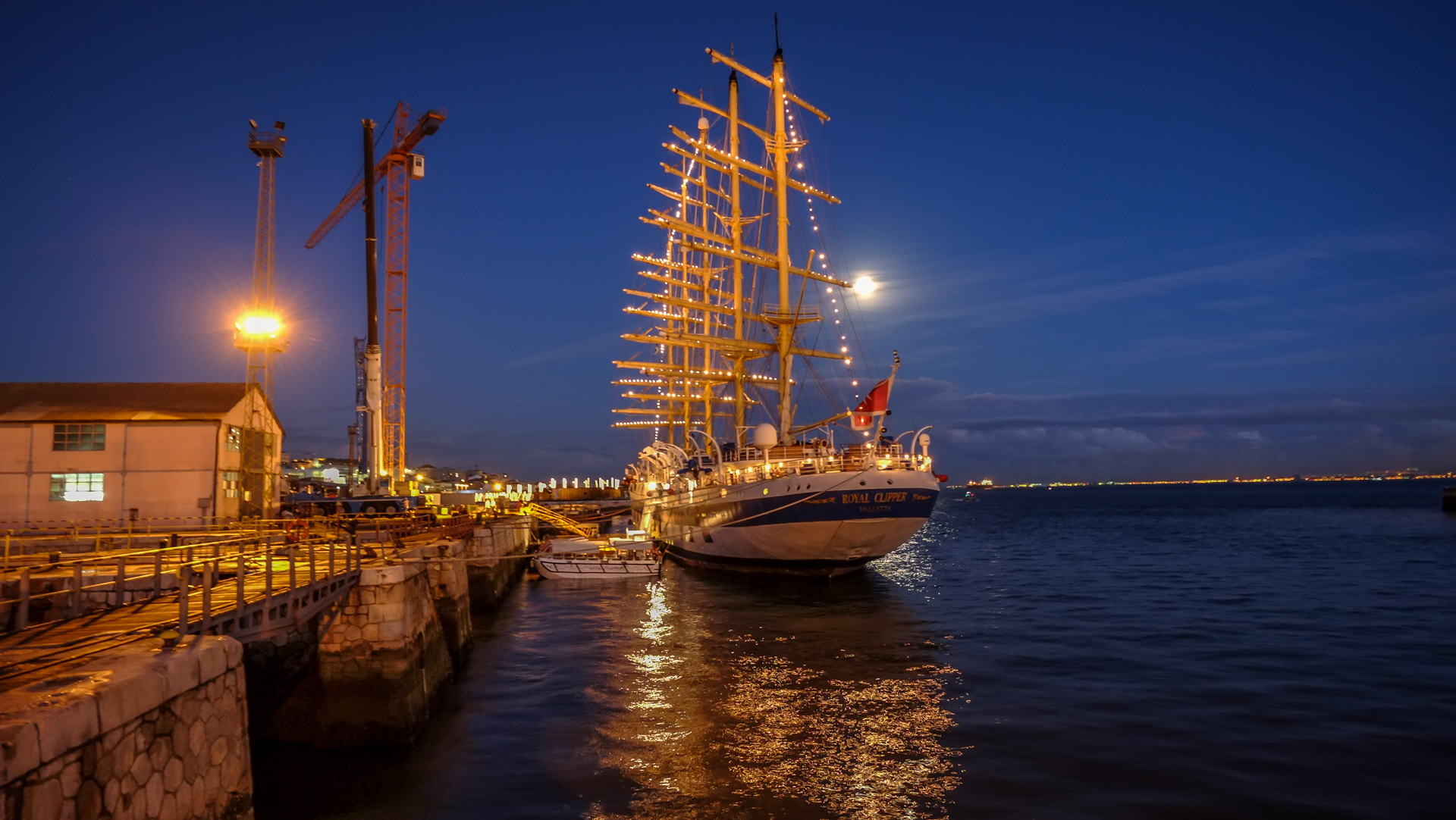 Royal Clipper Lisbon