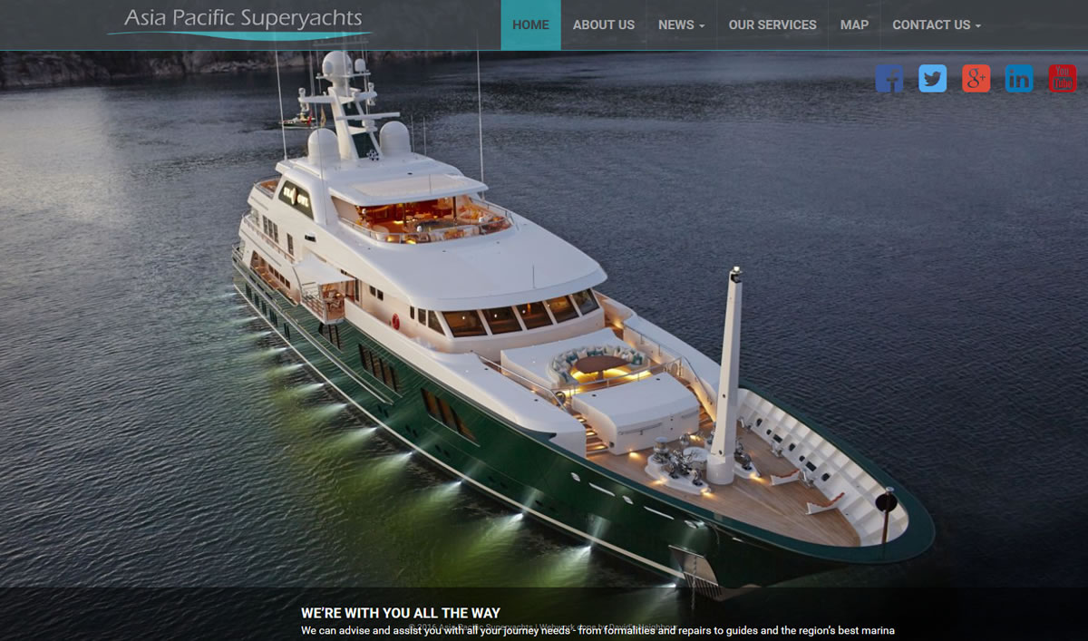 Asia Pacific Superyachts - Maldives