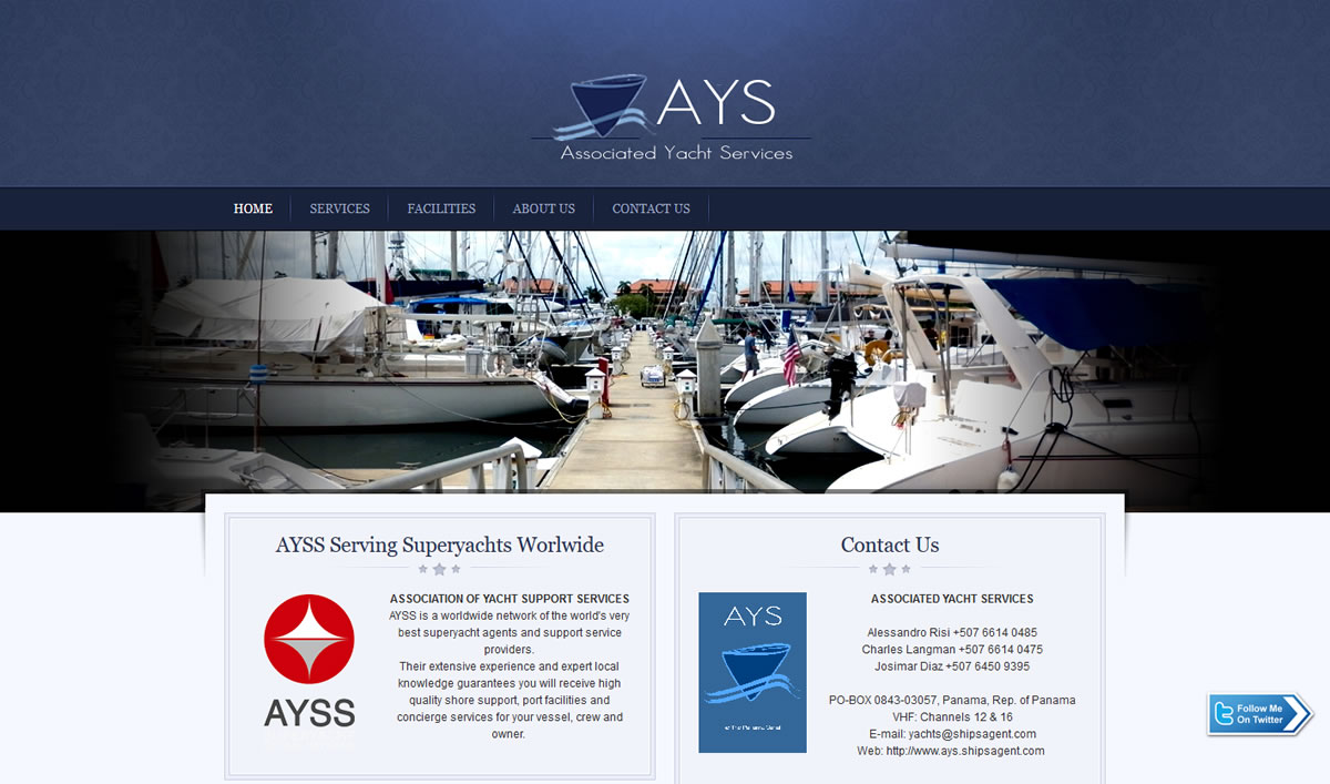 Associated Yacht Services