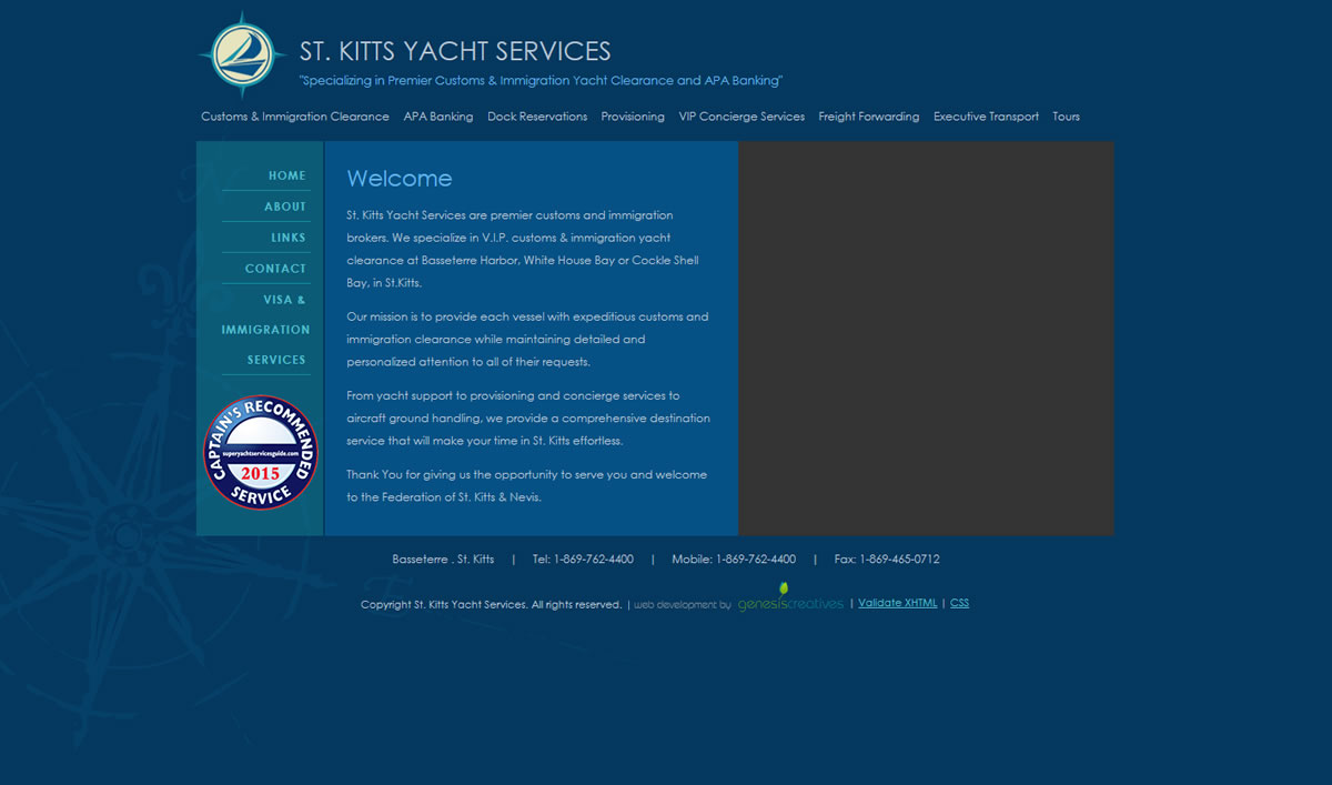 St Kitts Yacht Services