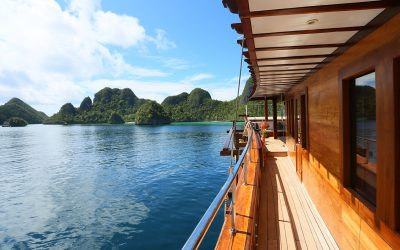 Idyllic Indonesia: a cruising guide for superyachts.