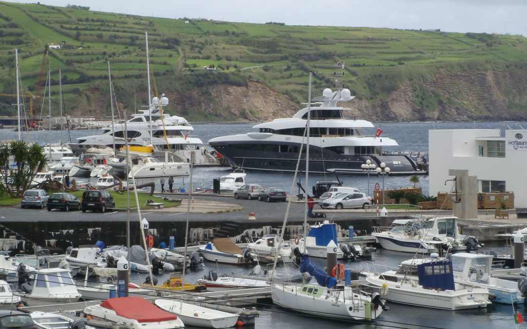 Mid Atlantic stopover- why not make the most of the Azores?