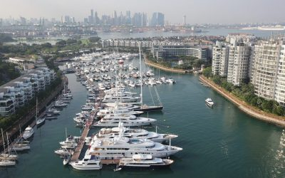 Yachting Singapore on the growth of the Asian superyacht industry.