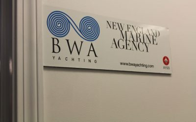 It's a small world after all – Kristi Chesher, BWA Yachting New England