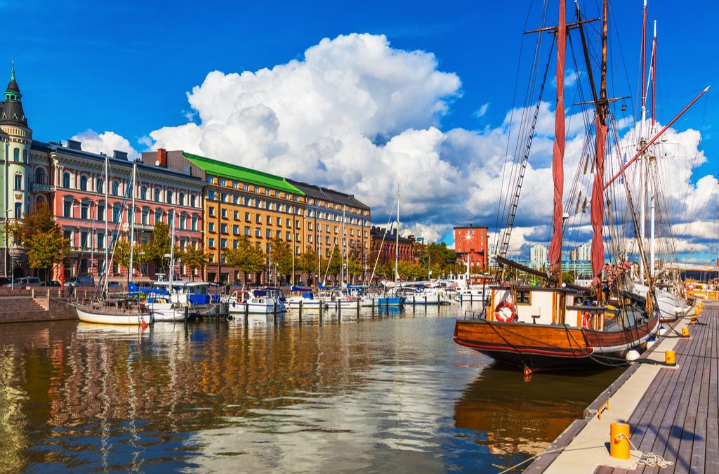 Finland is the perfect escape if you're looking for a new cruising ground